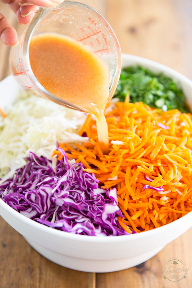 Combine all ingredients in a large mixing bowl